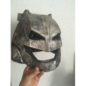 Máscara De Latex Batman Armored Batman V Superman Armadura