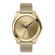 Reloj Hugo By Hugo Boss Dama Color Dorado 1540025 - S007