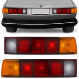 Lanterna Santana 85 86 87 88 89 90 Tricolor Traseira
