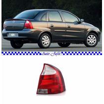 Lanterna Corsa Sedan 2003 2004 2005 2006 Nova Lado Direito