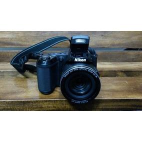 Camara Semiprofesional Nikon L810 16 Mp , 26x Como Nueva