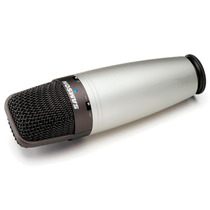Microfono Condenser Samson C03 Super Cardioide Estudio Envio