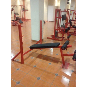 Bench Press Olimpico Declinado: Guerra Fitness Equipment