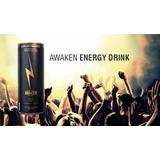 Awaken Energy Drink By Teoma