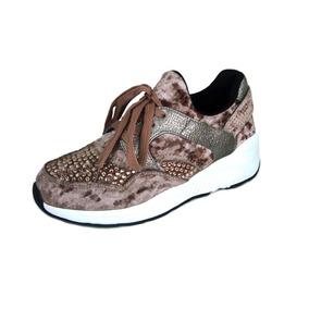 Zapatos Deportivos Dama Heart´s Collection Jayden Sneakers