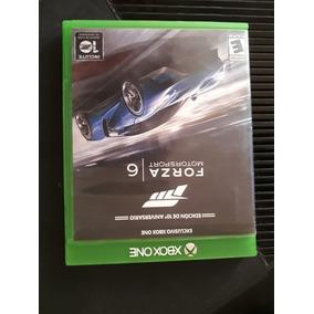 Juego Forza Motosport 6 Xbox One Edición Especial 10 Años