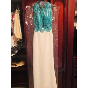 Vestido De Gala Marca Mónica Campana