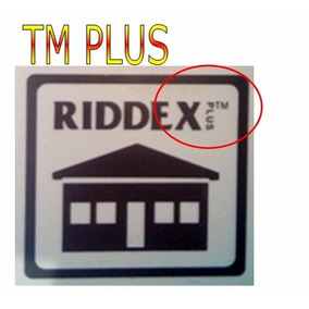 Pest Reject Control De Plagas Riddex Tm Plus Original