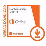 Licença Office 2013 Professional - Chave Key