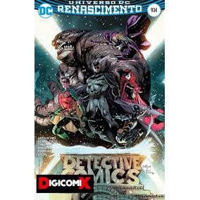 Detective Comics Batman 2018 (43 Edições). Leia A Descrição!