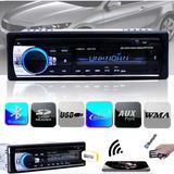 Bluetooth Audio Estéreo De Automóvil Fm Usb Sd