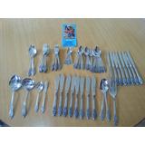 Cubiertos Rena Ware, Cuchillos,cuchara,cocina,comida,tenedor