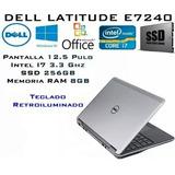 Ultrabook Portatil Dell E7240 I7 / 8 Gb / Ssd 256 Gb