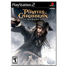 Piratas Do Caribe , No Fim Do Mundo Jogos Ps2