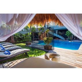 Casa De 5 Habitaciones En Cancun Divina