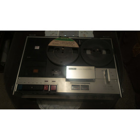 Stereo Tapecorder Sony Tc-330 Cassette/reel