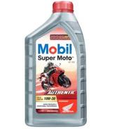 Mobil Super Moto 4t Mx 10w30 Authentic