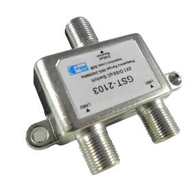Kit C 4 Und Uchave Diseqc Divisor De Antena 2x1 950 2400 Mhz
