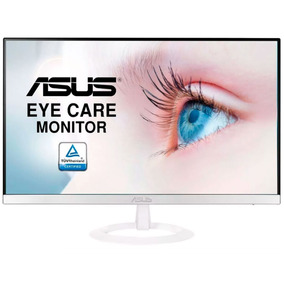 Monitor Led Asus 23 Vz239h-w Full Hd Bocinas Hdmi Vga