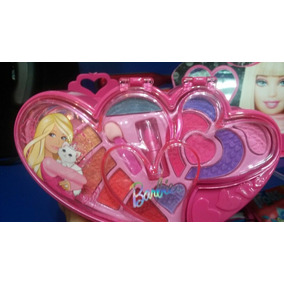 Set De Maquillaje De Niña Marca Barbie