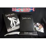 Death Note Libreta +pluma +cd Anime + Llavero Ryuk Anime Ajd