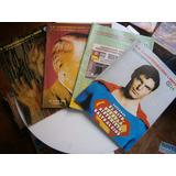 Lote De 4 Revistas La Cooperación Libre - Supermán En Tapa