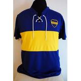 Camiseta Retro 1913 Boca Juniors