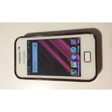 Samsung Galaxy Ace S5830 Blanco Libre, Detalle
