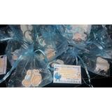 Llavero Recuerdo-souvenirs*baby Shower-bautizo+bolsa+tarjeta