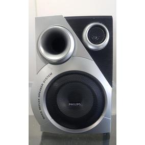 Caixa Acústica Philips Fwb-352 Para Som Ambiente (par)