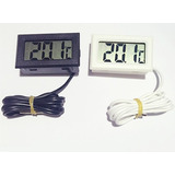 Termómetro Digital Nevera Refrigerador Acuario Sonda X1