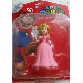 Figura Super Mario Bross Princesa Peach * Nuevo * Original