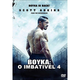 Dvd Boyca O Imbatível 4