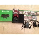 Se Vende Xbox One De 500 Gb Incluye 8 Juegos Y 1 Conrol Edit