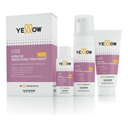 Keratina Liss Keratin Yellow Alfaparf - mL a $145