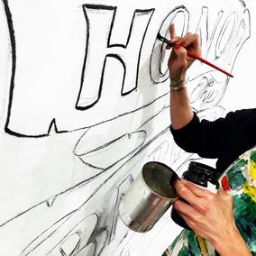 Pinturas Acrilico Oleo A Pedido. Cuadros Modernos