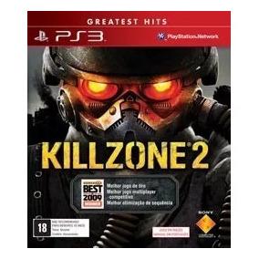 Jogo Para Ps3 Killzone 2 Novo Lacrado Original Mídia Física