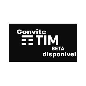 Convite Tim Beta Preço Especial