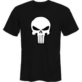 Remeras The Punisher Marvel Ver Fotos! *mr Korneforos*