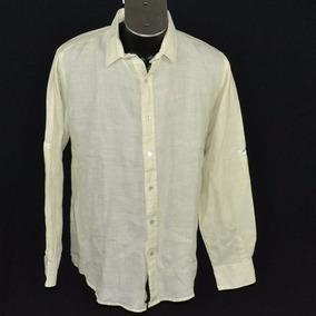 Aldo Conti Camisa Verde Xll Msrp $1,250
