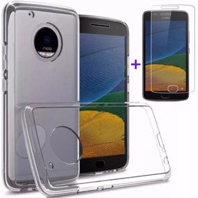Capa Case Capinha Moto E4 G3 G4 G5 G5 Plus + Pelicula Vidro