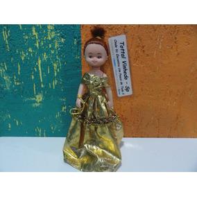 Boneca Linda + Vestido De Festa *