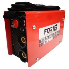 Máquina Inversora De Solda Mma 100a  Com Acessórios-fortg-fg