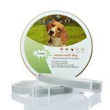 Dos Collares Antipulgas Para Perros Pequeños | Prevención De