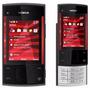 Nokia X3-00 Preto Câmera 3 Mp Rádio Fm Mp3