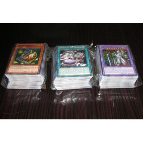 Lote De Cartas: 318 Cards De Yu-gi-oh! Originais.
