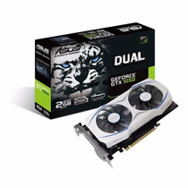 Placa De Video 2gb Dual 128bits Ddr5 Gtx1050 Geforce Asus