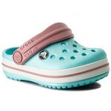 Sandalia Crocs Infantil Crocband Clog Kids 10998 Ice Blue