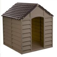 Casa Casinha Pet Small Dog Kennel 71 X 71 X 68cm Desmontável