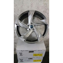 Roda Audi Rs7 Prologue Aro17 4/5 Furo Gol Vectra Stilo Astra